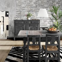Rivestimento decorativo Rocce grigio