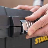 Baule porta utensili STANLEY in polipropilene