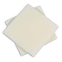 Imbottitura per cuscino Coppia lastra poliuretano 40x40 cm