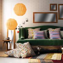 Cuscino Lalu multicolore 45x45 cm