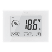 Cronotermostato VIMAR Touch screen GSM 02906 bianco