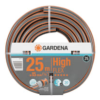 Tubo di irrigazione rinforzato a maglia antiavvitamento e antitorsione GARDENA Comfort HighFLEX L 25 m x Ø 15 mm
