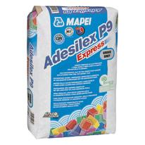 Colla in polvere Adesilex p9 express MAPEI 25 kg grigio