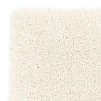 Tappeto Tinta nunita soft touch beige e bianco 115x60 cm
