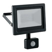 Proiettore LED integrato URANO-S30 in alluminio, nero, 30W 2100LM IP65