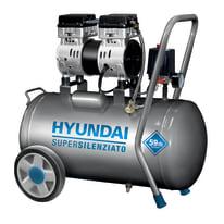 Compressore HYUNDAI 1 hp 8 bar 50 L