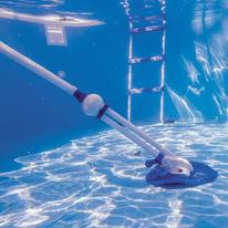 Pulitore per piscine idraulico GRE Classic Vac