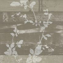 Carta da parati foglie glitter grigio prezzi e offerte for Carta parati argento