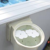 Kit di manutenzione per piscina 6 spugne
