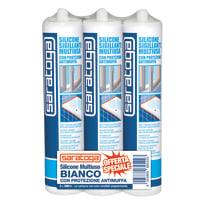 Silicone   bianco 280 ml