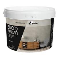 Pittura ad effetto decorativo 8 kg beige sabbia effetto cemento