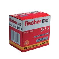 Tassello universale FISCHER SX L 25 mm x Ø 5 mm 100 pezzi