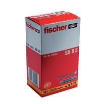 Tassello per materiale forato FISCHER SX L 40 mm x Ø 8 mm 50 pezzi