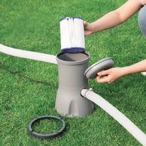 Cartuccia per filtro piscina BESTWAY Ø 10.6 cm Flowclear Tipo III