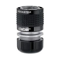 Raccordo automatico femmina CLABER Aquastop 12.5 mm