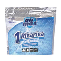 Ricarica sali assorbiumidità Airmax neutro 450 g