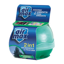 Kit assorbiumidità e sali Airmax alpino 55 g