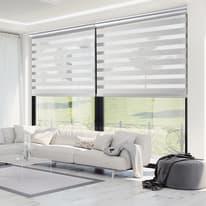 Tenda a rullo Platinum grigio 200x250 cm