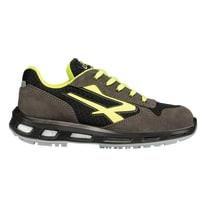 Scarpa antinfortunistica bassa U-POWER Yellow S1, n° 41 grigio
