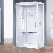 Cabina doccia CAYENNE 80 x 120 cm