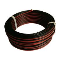 Cavo hi-fi LEXMAN 03VH-H nero/rosso 5 m