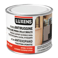 Primer precolorazione LUXENS LUXSENS FONDO ANTIRUGGINE grigio 0.25 L
