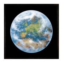 Stampa incorniciata Globe i 50.7x50.7 cm