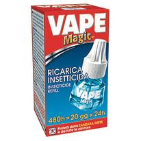 Repellente per zanzare, vespe, calabroni Magic antizanzara 480 ore 36