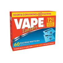 Repellente pastiglia per mosche<multisep/>zanzare 60 pezzi