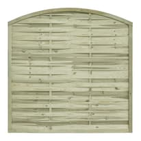 Pannello esterno dritto in legno 180 x 180 cm