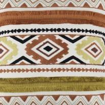 Cuscino INSPIRE Marrak multicolore 45x45 cm
