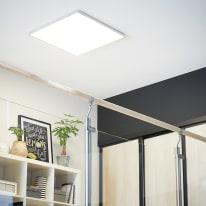 Pannello led 60x60 cm bianco naturale, INSPIRE