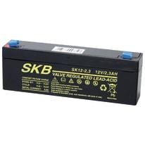 Batteria per allarme 12 V 2.3 Ah impianti videosorveglianza