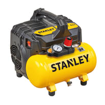 Compressore silenziato STANLEY DST 100/8/6 1 hp 8 bar 6 L