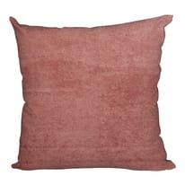 Cuscino Roma rosa rosa 40x40 cm