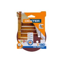 Disco abrasivo velcro ® multiforato DEXTER grana 180