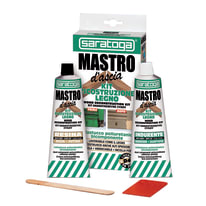 Stucco di riparazione legno presto 250 g prezzi e offerte for Resina epossidica per legno leroy merlin