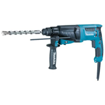 Martello tassellatore MAKITA HR2630 SDS Plus 1200 giri/min 800 W