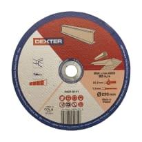 Ruota abrasiva DEXTER per metallo Ø 230 mm