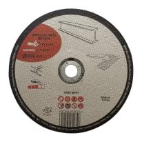 Ruota abrasiva per metallo Ø 230 mm