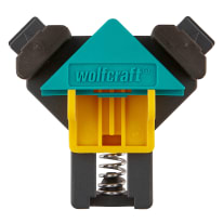 Morsetto a vite angolare WOLFCRAFT 20 mm