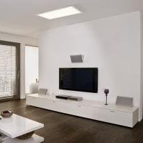 Pannello led Biemiss 30x120 cm bianco naturale, 4000LM