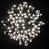 Catena luminosa 200 lampadine LED