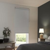 Tenda a rullo INSPIRE Tokyo oscurante bianco 105x250 cm