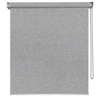 Tenda a rullo Paillettes taupe 150x250 cm