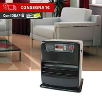 Stufa a petrolio TOSAI SRE 301 elettronico 3 kW grigio / argento