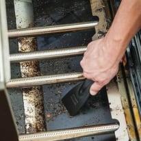 Kit pulizia per pulire WEBER Set accessori barbecue