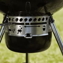 Barbecue carbone WEBER Master-Touch E-5750