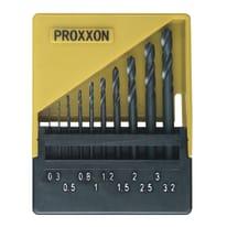 Set di punte PROXXON Ø 0.03 cm, 10 pezzi