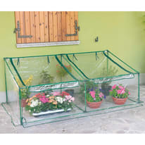 Serra da giardino VERDEMAX Primizia L 180 x H 70 x P 92 cm